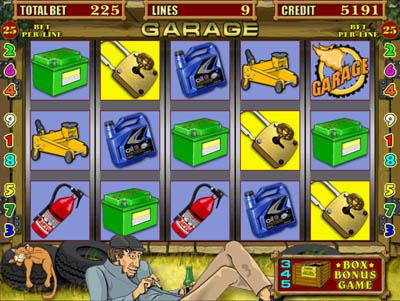 Игровые автоматы играть garage онлайнi как выиграть в рулетку онлайн без риска