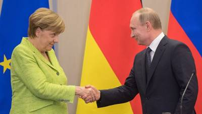 Косачев назвал главный итог переговоров Путина и Меркель