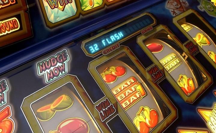 Slot machine grandi