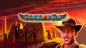 Игровой автомат «Book of Ra Deluxe» – поймай удачу за хвост